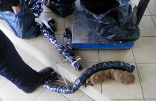 ВоЛьвовской области таможенники обнаружили 18кг янтаря